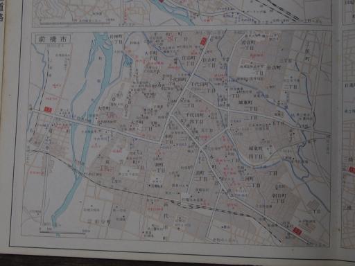 20181223・道路地図25-4・前橋市