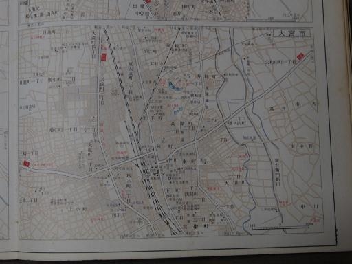 20181223・道路地図25-2・大宮市