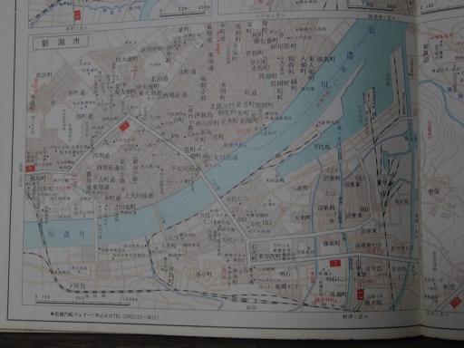20181223・道路地図26-4・新潟市