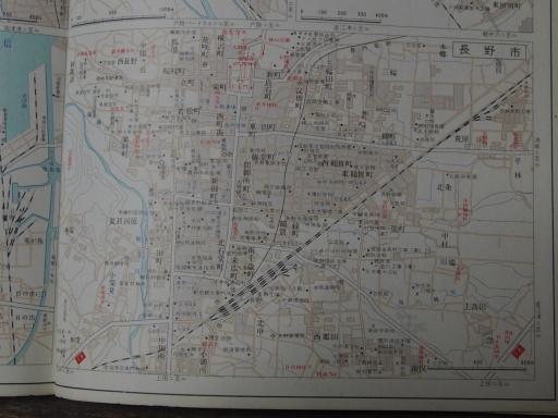 20181223・道路地図26-2・長野市