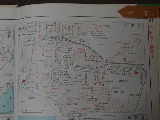 20181223・道路地図30-1・甲府市