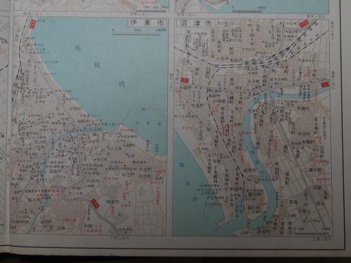 20181225・道路地図36-2・沼津市・伊東市