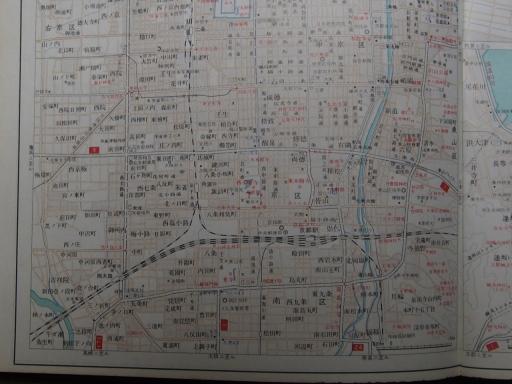 20181225・道路地図37-6・京都市南部