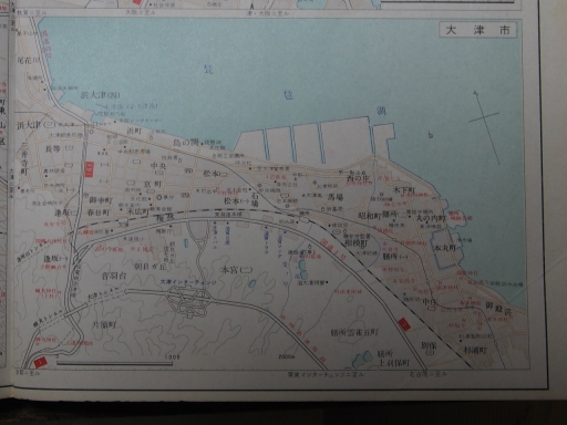 20181225・道路地図37-4・大津市