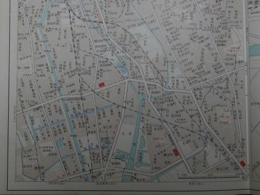 20181225・道路地図37-2・名古屋市南部