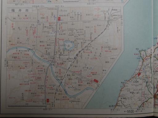 20181225・道路地図41-6・三国(右)