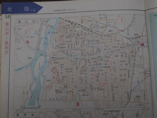 20181225・道路地図43-3・富山市