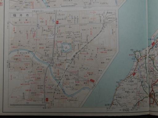 20181225・道路地図43-2・福井市