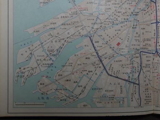 20181225・道路地図44-4・大阪市南西部