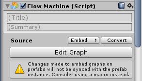 Flow Machine Enbed