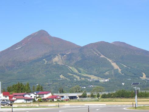 磐梯山2018-2