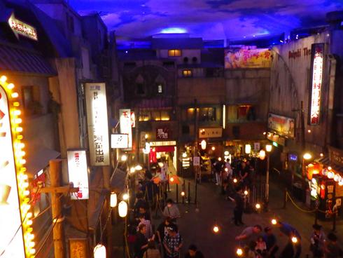 横浜ラーメン博物館2018-7