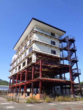 震災遺構たろう観光ホテル-4