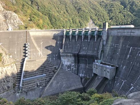 湯田ダム-5