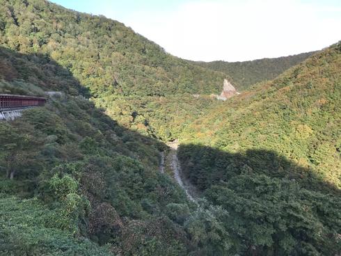 湯田ダム-7