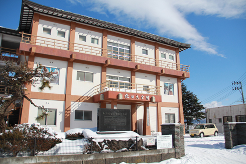 秋田犬会館2019-1