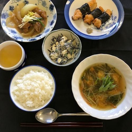 男性料理(中)