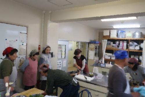燻製教室 加工