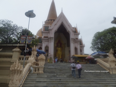 Wat Phra Pathom Chedi,Nakhon Pathom,Thailand