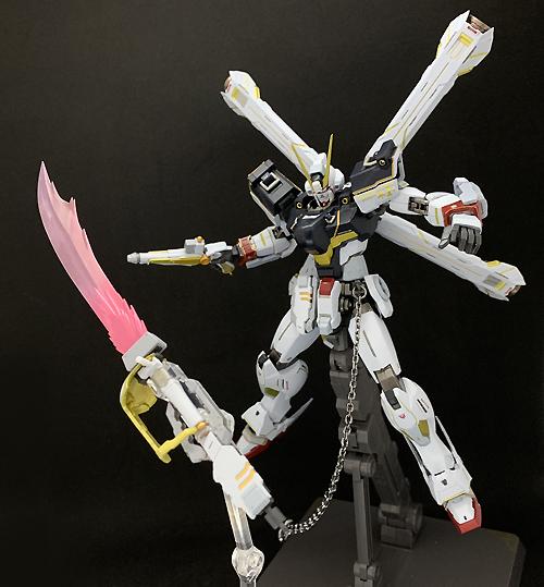 メタルビルド クロスボーン・ガンダムX1
