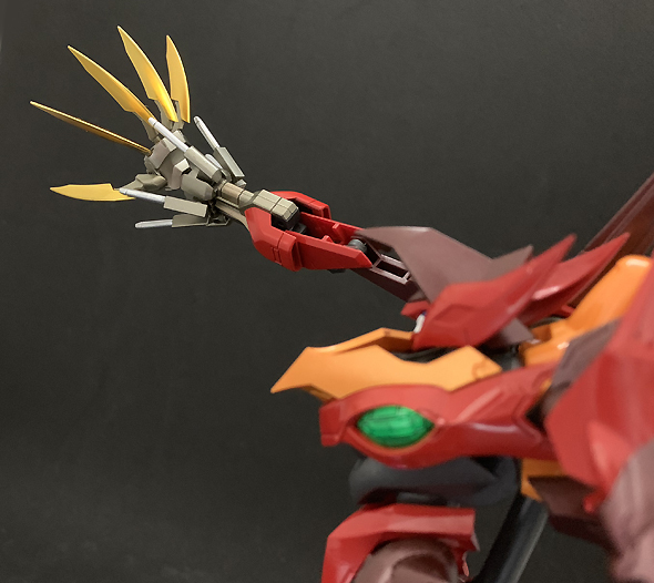 METAL ROBOT魂 〈SIDE KMF〉 紅蓮聖天八極式