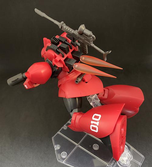 ROBOT魂 〈SIDE MS〉 MS-14B ジョニー・ライデン専用 高機動型ゲルググ ver. A.N.I.M.E.