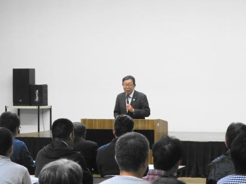 「石岡のおまつり振興協議会第5回全体会議」①