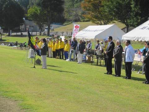 「石岡市健康福祉スポーツ大会」③