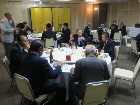 「石岡のおまつり振興協議会反省会」③