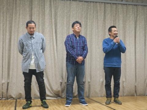 「石岡市獅子舞連合会」反省会懇親会笠抜き⑮