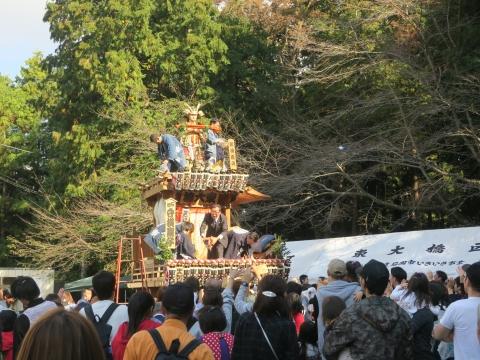 「東大橋香取神社祭礼」⑥