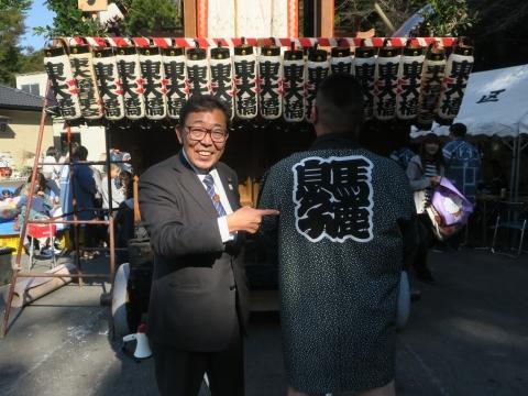 「東大橋香取神社祭礼」⑩