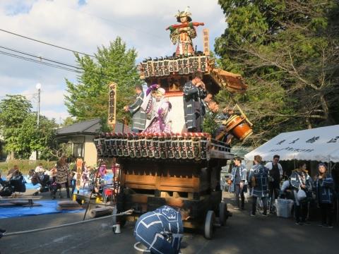 「東大橋香取神社祭礼」⑪