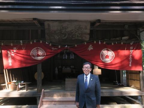 「東大橋香取神社祭礼」㉗