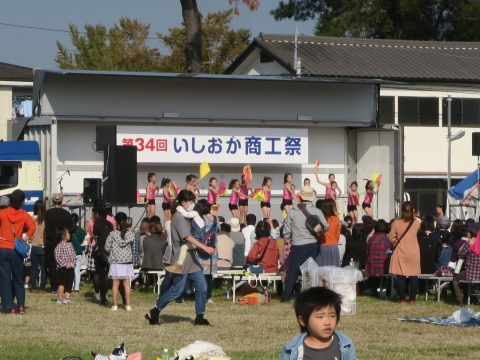 「第34回いしおか商工祭」 (24)