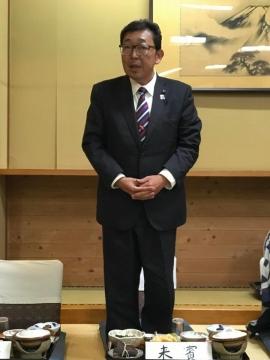 「平成30年度石岡青年会」引継ぎ式&笠抜き⑤