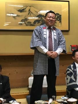 「平成30年度石岡青年会」引継ぎ式&笠抜き⑥
