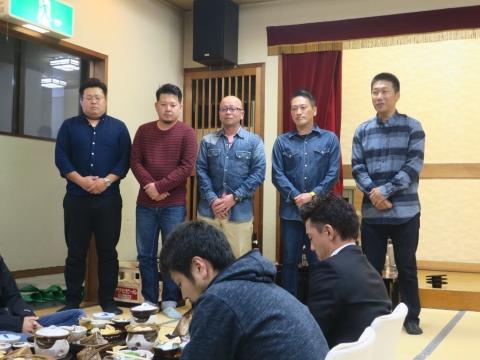 「平成30年度石岡青年会」引継ぎ式&笠抜き㉑