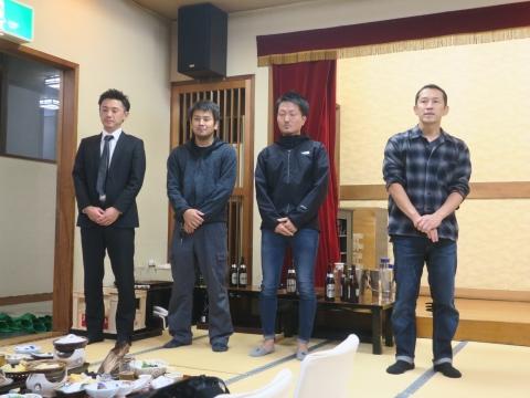 「平成30年度石岡青年会」引継ぎ式&笠抜き㉒