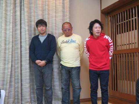 「平成30年度石岡青年会」引継ぎ式&笠抜き㉔