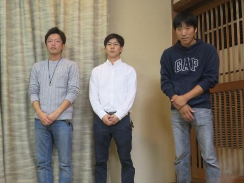 「平成30年度石岡青年会」引継ぎ式&笠抜き㉗