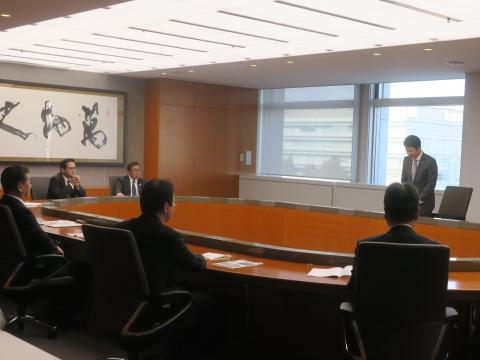 「国道6号茨城空港アクセス強化促進」知事要望④