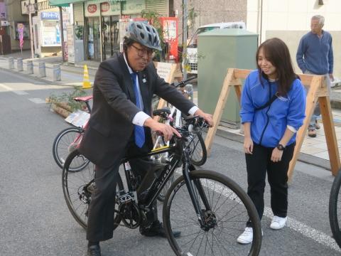 「自転車天国」りんりんシンポジウム③