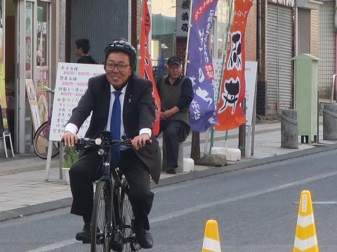 「自転車天国」りんりんシンポジウム⑤