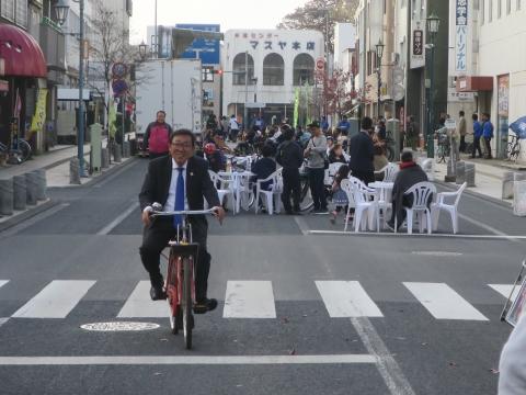 「自転車天国」りんりんシンポジウム⑨