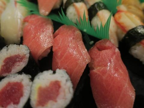 「何か月ぶりのお寿司」④