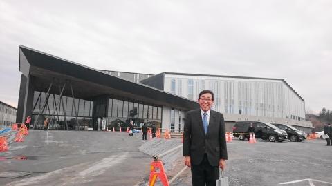 「石岡市役所新庁舎竣工式&お披露目」 (1)