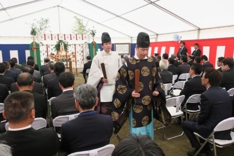 「石岡市役所新庁舎竣工式&お披露目」 (29)