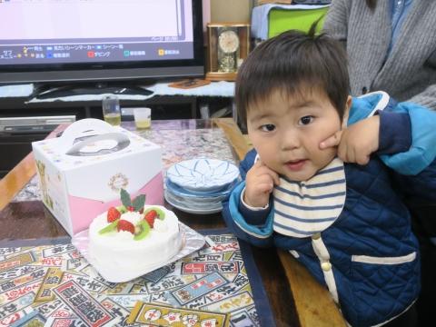 「玲央とケーキ&焼き肉。15㎏!」 (2)