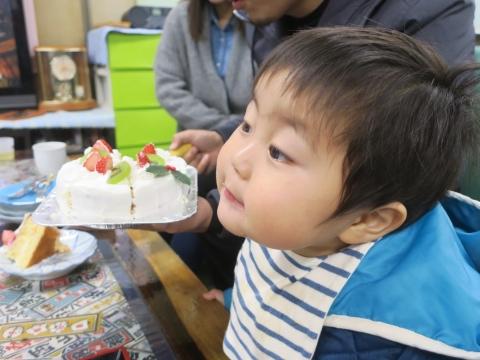 「玲央とケーキ&焼き肉。15㎏!」 (4)
